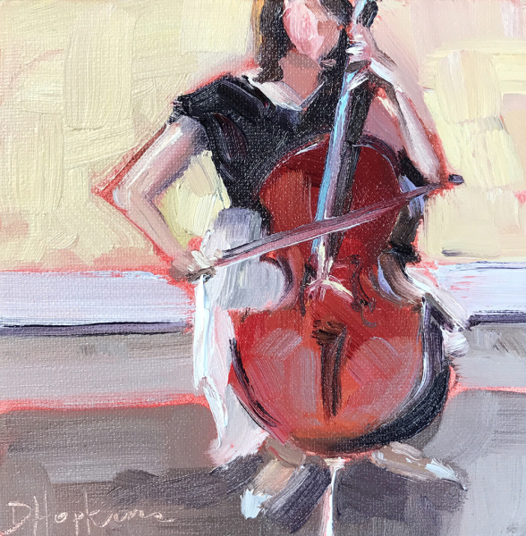 Cello, Beautiful
